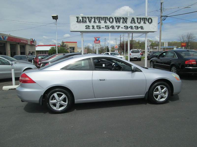 2004 Honda Accord EX 2dr Coupe - Levittown PA