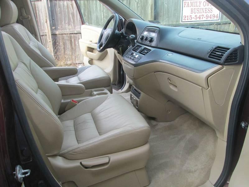 2007 Honda Odyssey EX-L w/DVD 4dr Mini Van w/DVD - Levittown PA