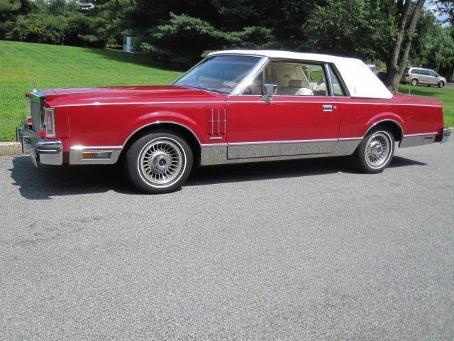 1983 Lincoln Mark VI