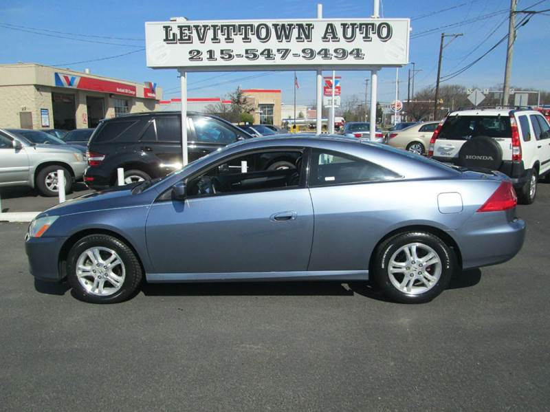 2007 Honda Accord EX-L 2dr Coupe (2.4L I4 5A) - Levittown PA