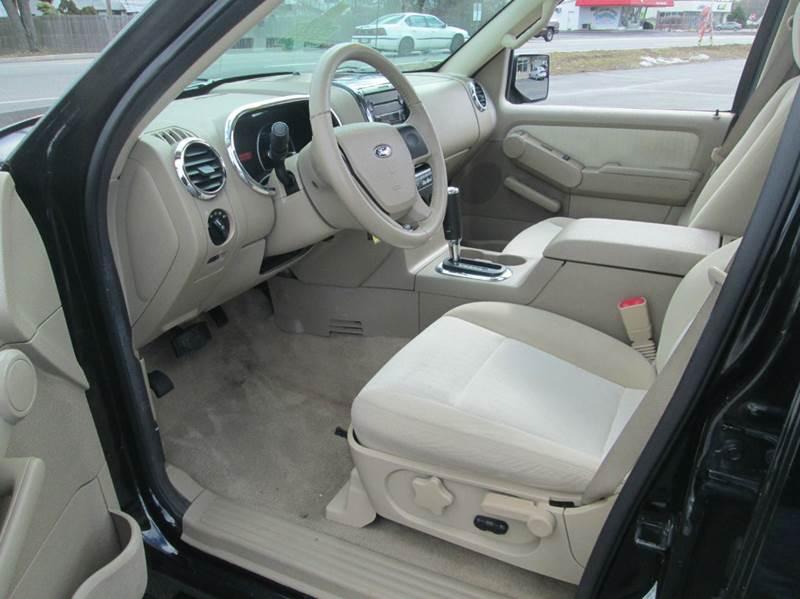 2007 Ford Explorer XLT 4dr SUV 4WD V6 - Levittown PA