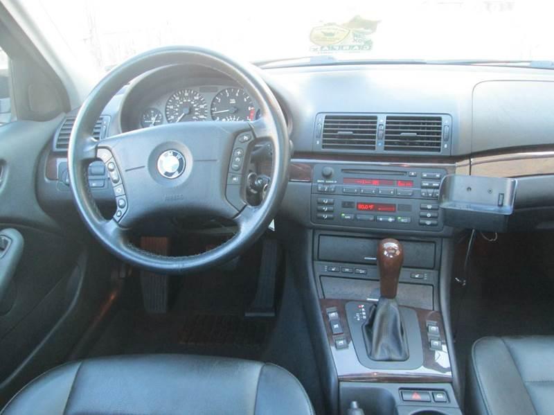 2002 BMW 3 Series 325xi AWD 4dr Sedan - Levittown PA