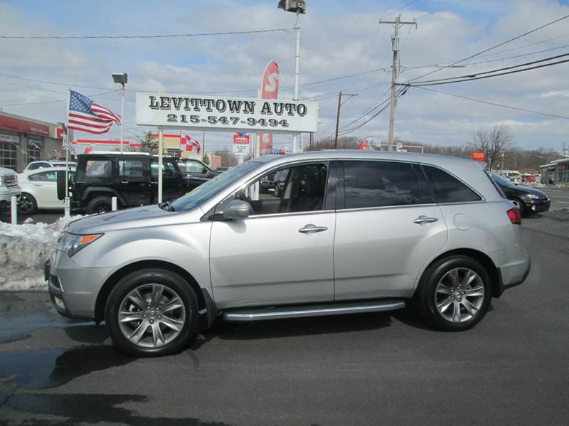 2010 acura mdx sh awd w advance w res 4dr suv and entertainment rh levittownauto com 2017 Acura MDX 2008 Acura MDX