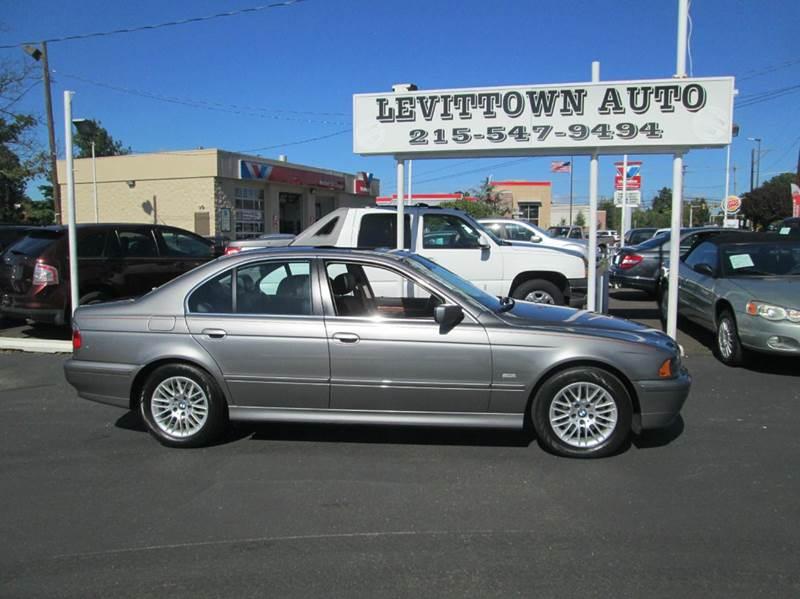 2002 BMW 5 Series