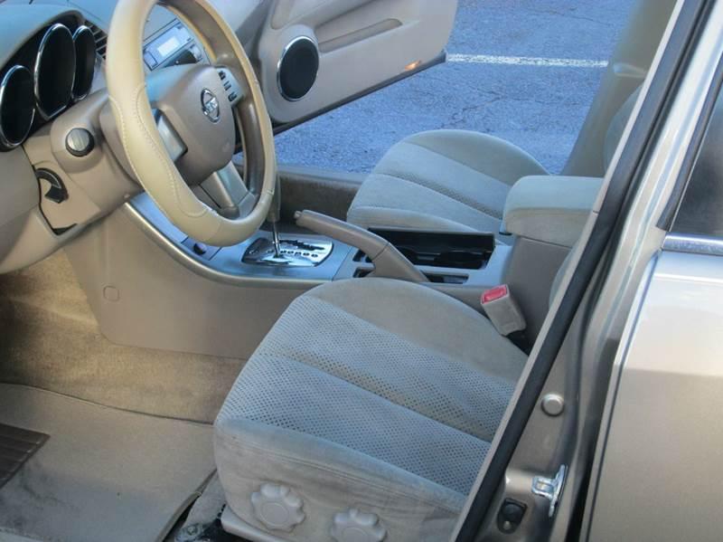 2005 Nissan Altima 2.5 S 4dr Sedan - Levittown PA