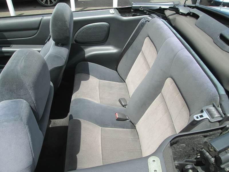 2006 Chrysler Sebring Touring 2dr Convertible - Levittown PA