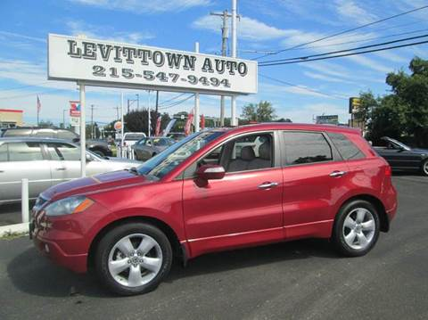 2008 Acura RDX for sale in Levittown, PA