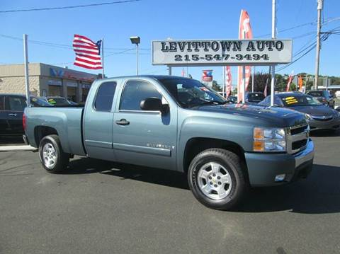 2007 Chevrolet Silverado 1500 for sale in Levittown, PA