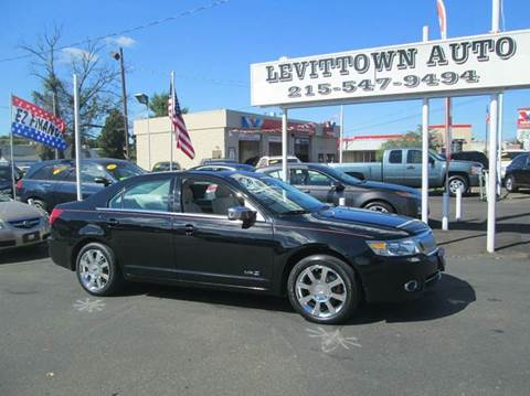 2007 Lincoln MKZ for sale in Levittown, PA