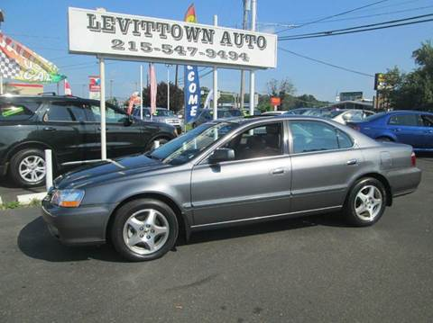 Used Acura TL For Sale In Pennsylvania Carsforsalecom - 2003 acura tl for sale