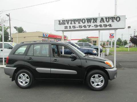 2005 Toyota RAV4 for sale in Levittown, PA