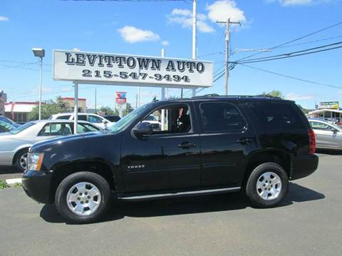 2011 Chevrolet Tahoe for sale in Levittown, PA