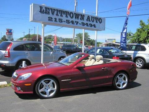 2009 Mercedes-Benz SL-Class for sale in Levittown, PA
