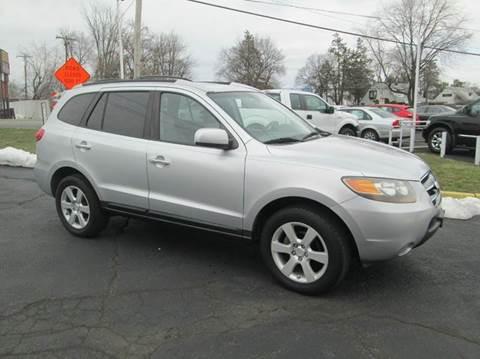 2007 Hyundai Santa Fe for sale in Levittown, PA