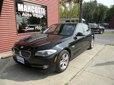 2012 BMW 5 Series for sale in Ferrisburgh, VT