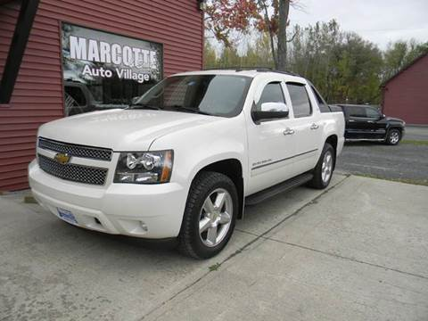 2011 Chevrolet Avalanche for sale in Ferrisburgh, VT