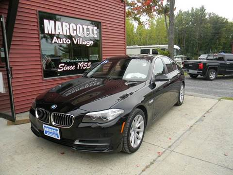 2014 BMW 5 Series for sale in Ferrisburgh, VT