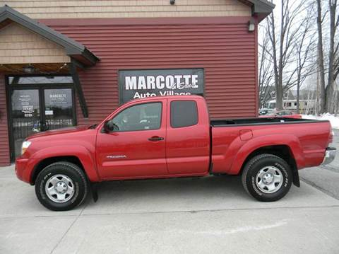 2009 Toyota Tacoma for sale in Ferrisburgh, VT
