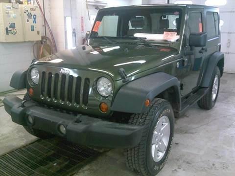 2008 Jeep Wrangler for sale in Ferrisburgh, VT