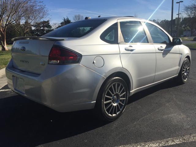 2010 Ford Focus SES 4dr Sedan - Virginia Beach VA