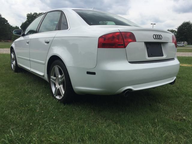 2008 Audi A4 2.0T 4dr Sedan (2L I4 CVT) - Virginia Beach VA
