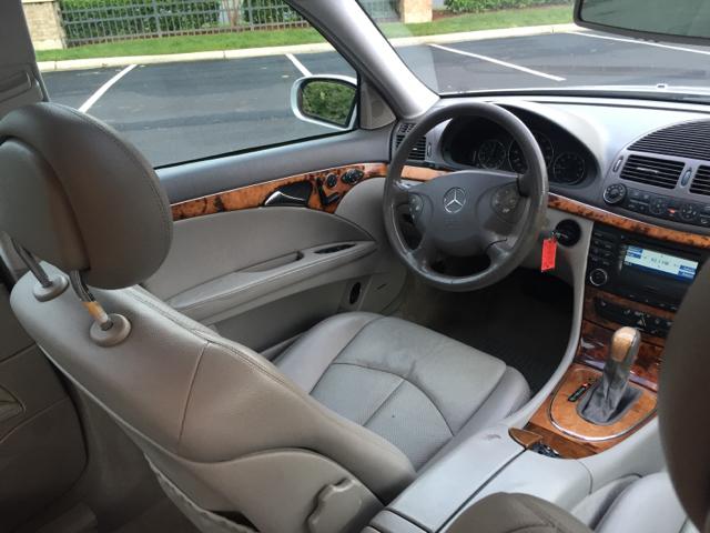 2003 Mercedes-Benz E-Class E320 4dr Sedan - Virginia Beach VA
