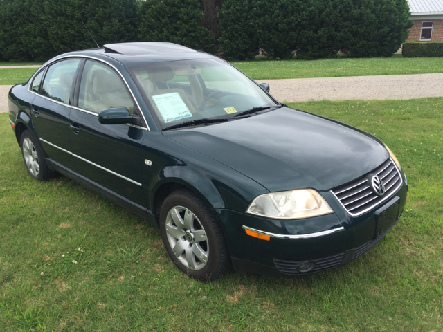 2002 Volkswagen Passat AWD GLX 4Motion 4dr Sedan V6 - Virginia Beach VA