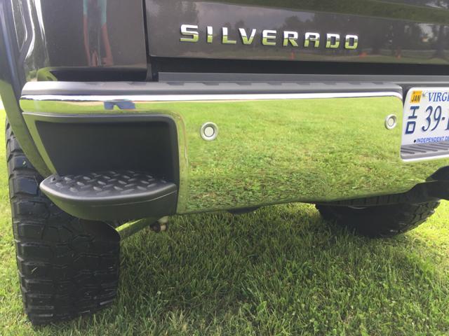 2014 Chevrolet Silverado 1500 LT 4x4 4dr Crew Cab 5.8 ft. SB w/Z71 - Virginia Beach VA
