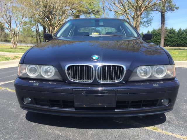 2001 BMW 5 Series 540i 4dr Sedan - Virginia Beach VA