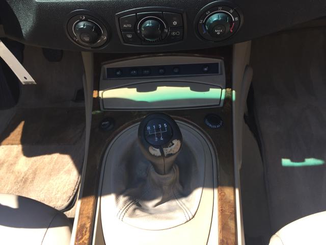 2005 BMW Z4 2.5i 2dr Roadster - Virginia Beach VA