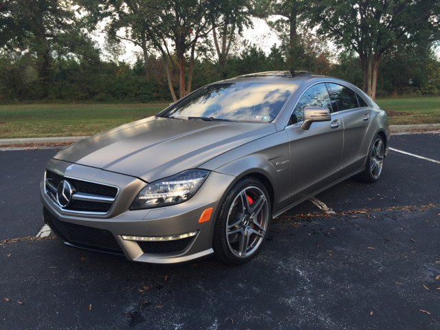 2012 Mercedes-Benz CLS-Class CLS63 AMG 4dr Sedan - Virginia Beach VA