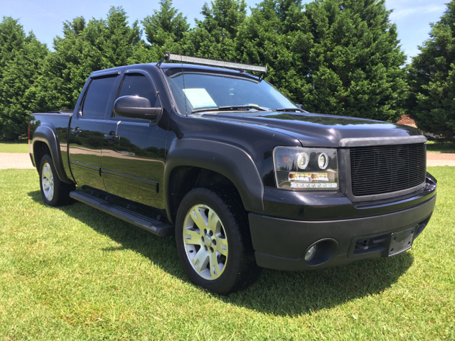 2008 gmc sierra 1500 slt 4wd 4dr crew cab 5 8 ft sb in. Black Bedroom Furniture Sets. Home Design Ideas