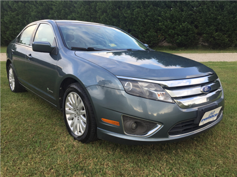 2011 Ford Fusion Hybrid for sale in Virginia Beach, VA