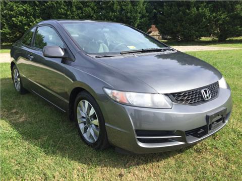2010 Honda Civic for sale in Virginia Beach, VA