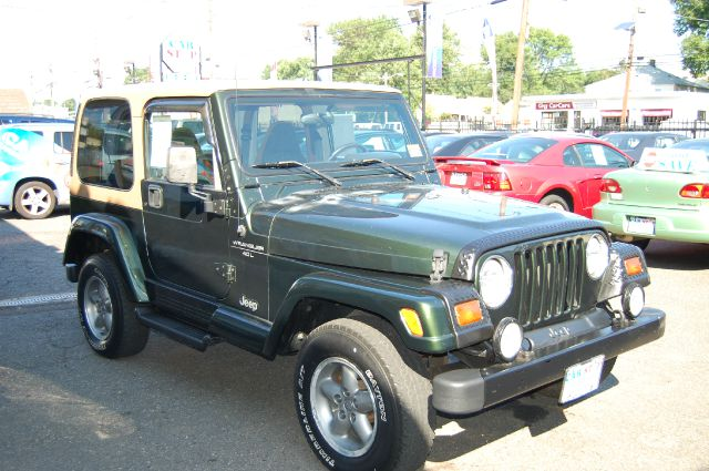 1997 Jeep Wrangler for sale in LINDEN NJ