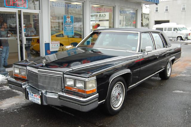 Used Cadillac Brougham For Sale