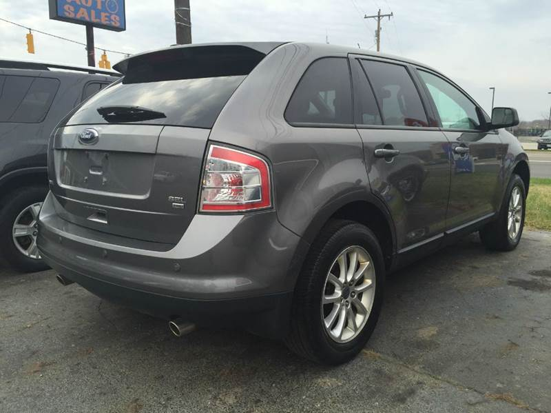 2009 ford edge awd sel 4dr suv in chillicothe oh instant auto sales. Black Bedroom Furniture Sets. Home Design Ideas