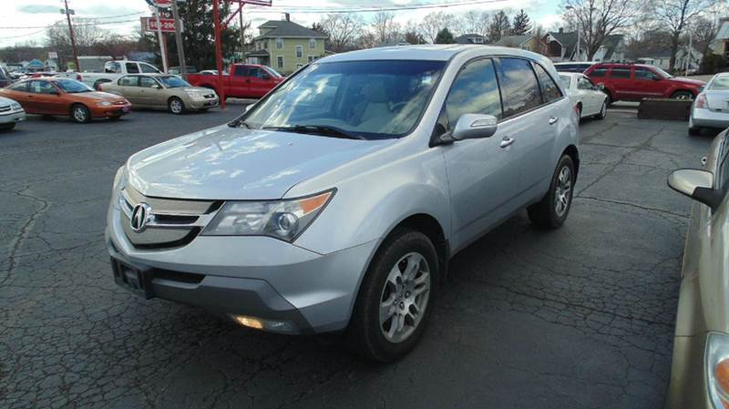 2007 acura mdx sh awd 4dr suv in chillicothe oh instant auto sales. Black Bedroom Furniture Sets. Home Design Ideas