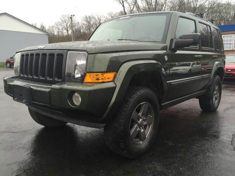 2007 jeep commander in chillicothe oh instant auto sales. Black Bedroom Furniture Sets. Home Design Ideas