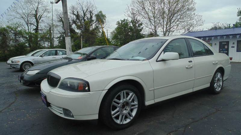 2005 lincoln ls sport 4dr sedan v8 in chillicothe oh instant auto sales. Black Bedroom Furniture Sets. Home Design Ideas