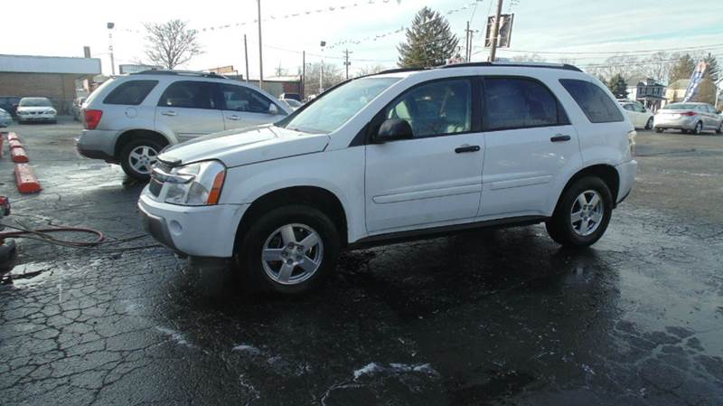 2005 chevrolet equinox awd ls 4dr suv in chillicothe oh instant auto sales. Black Bedroom Furniture Sets. Home Design Ideas