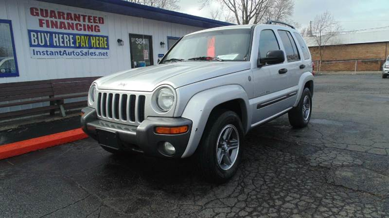2004 jeep liberty columbia edition 4wd 4dr suv in chillicothe oh instant auto sales. Black Bedroom Furniture Sets. Home Design Ideas