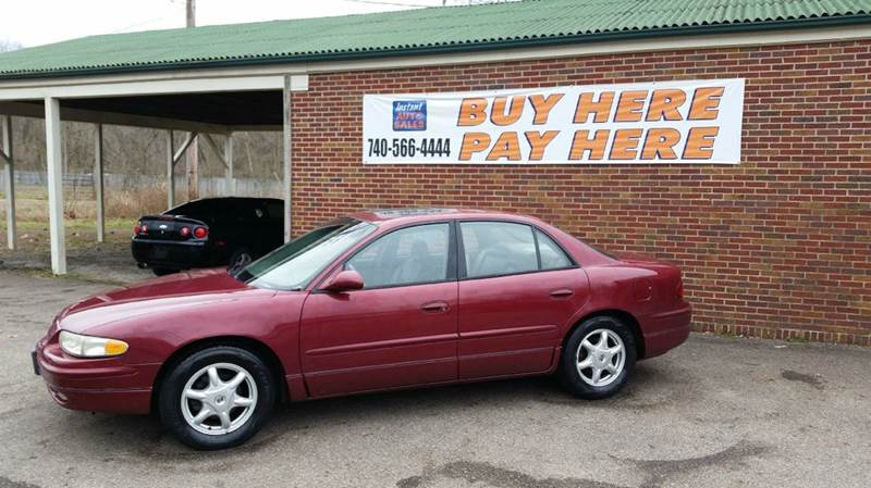 2003 buick regal ls 4dr sedan in chillicothe oh instant auto sales. Black Bedroom Furniture Sets. Home Design Ideas