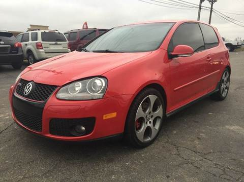 2009 Volkswagen GTI for sale in Chillicothe, OH