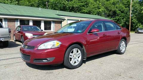 2006 Chevrolet Impala for sale in Athens, OH