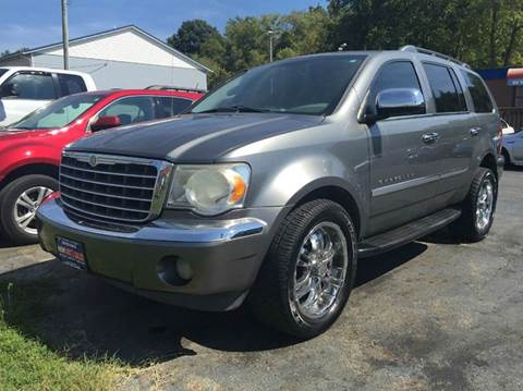 2007 chrysler aspen for sale in chillicothe oh. Cars Review. Best American Auto & Cars Review