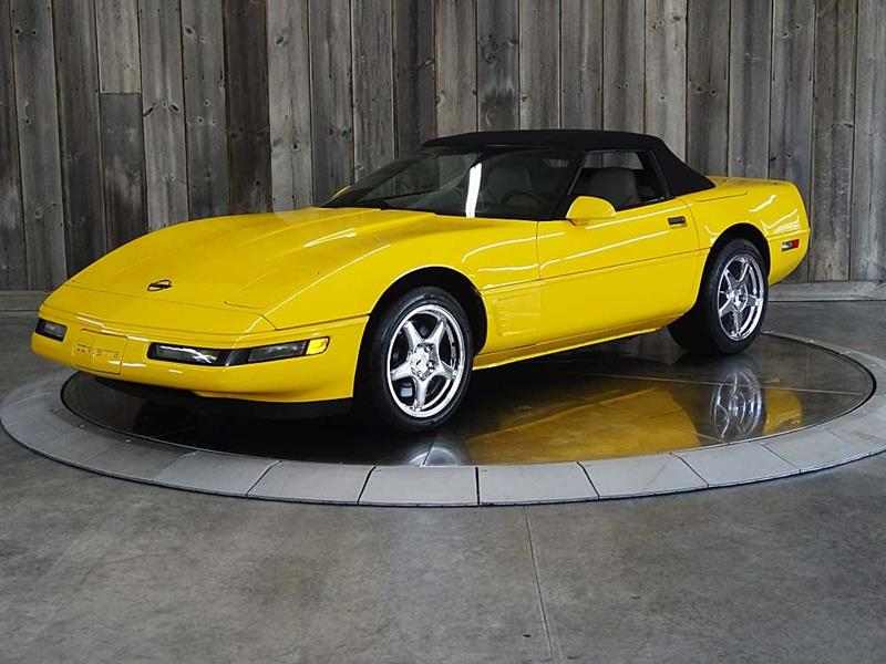 Veit S Vettes Collector Cars Bettendorf Ia