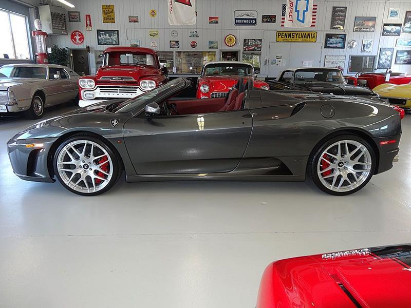 Beau 2008 Ferrari F430 Spider 2dr Convertible   Bettendorf IA