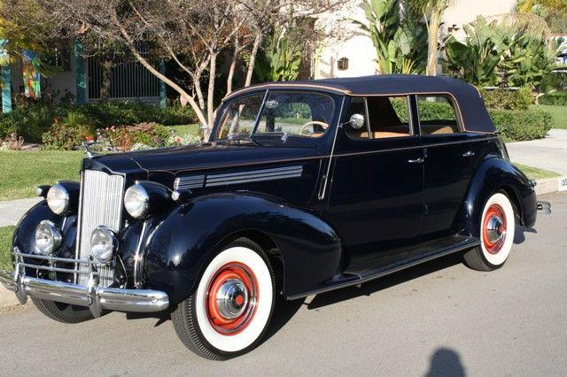 1939 Packard CONVERTIBLE SEDAN for sale in Bettendorf IA