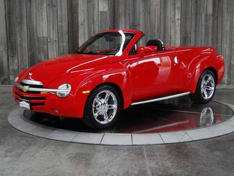 2004 Chevrolet SSR for sale in Bettendorf, IA